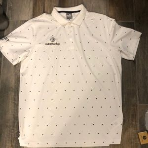 Rickie Fowler special edition polo - size large